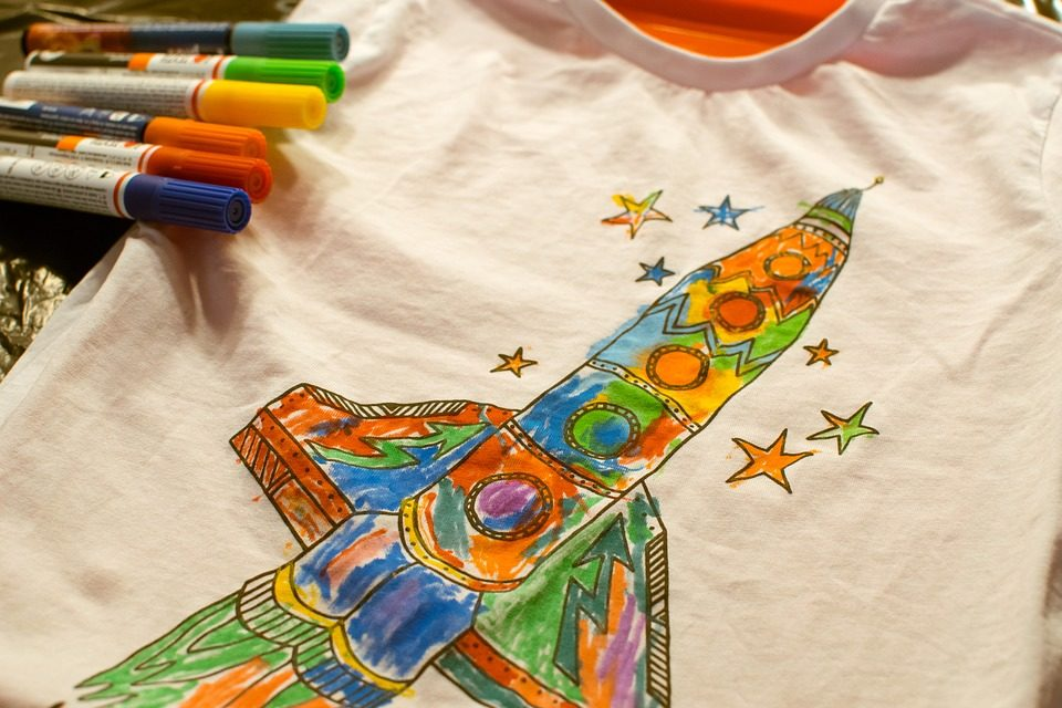 T shirt personnalise