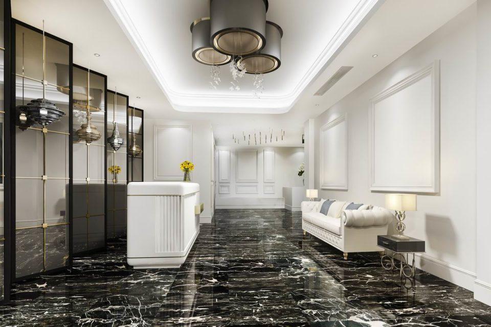 Architecture de super luxe